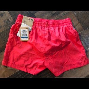 Reebok Shorts - Reebok xs hibiscus athletic active shorts